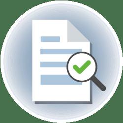 ecm:one Icon Dokumentenerkennung