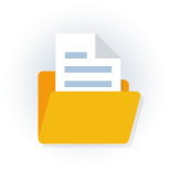 ecm:one Icon Dokumentenmanagement